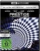 Prestige - Die Meister der Magie 4K (4K UHD + Blu-ray + Bonus Blu-ray + UV Copy) Blu-ray