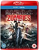 Pride and Prejudice and Zombies (2016) (Blu-ray + UV Copy) (UK Import ohne dt. Ton) Blu-ray