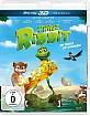 Prinz Ribbit - Ein Frosch auf Umwegen! 3D (Blu-ray 3D) Blu-ray