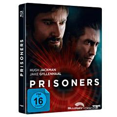 Prisoners (2013) - Steelbook Blu-ray