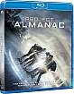 Project Almanac (ES Import) Blu-ray