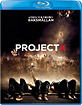 Project X - Theatrical and Extended (DK Import) Blu-ray