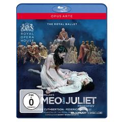 Prokofiev - Romeo & Julia (MacMillan) Blu-ray