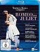 Prokofiev - Romeo & Juliet (Sardi) Blu-ray