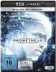 Prometheus - Dunkle Zeichen 4K (4K UHD + Blu-ray) Blu-ray