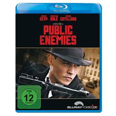 Public Enemies Blu-ray