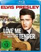 Love Me Tender - Pulverdampf und heisse Lieder Blu-ray