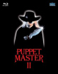 Puppet Master II - Limited Edition Digibook (Black Edition) Blu-ray