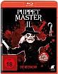 Puppetmaster II - Die Rückkehr Blu-ray