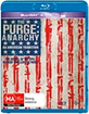 The Purge: Anarchy (Blu-ray + UV Copy) -  Sanity Exclusive (AU Import ohne dt. Ton) Blu-ray