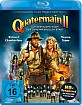 Quatermain II - Auf der Suche nach der geheimnisvollen Stadt Blu-ray