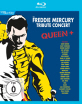 Queen+: The Freddie Mercury Tribute Concert (SD Blu-ray Edition) Blu-ray