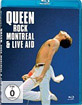 Queen - Rock Montreal & Live Aid Blu-ray