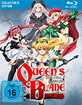 Queen's Blade: Beautiful Warriors (Collector's Edition) Blu-ray