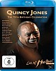 Quincy Jones - The 75th Birthday Celebration (Live at Montreux 2008) (Neuauflage) Blu-ray