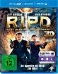 R.I.P.D. 3D (Blu-ray 3D + Blu-ray + UV Copy) Blu-ray