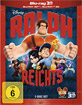 Ralph reicht's 3D (Blu-ray 3D + Blu-ray) Blu-ray