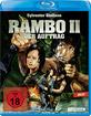 Rambo II - Der Auftrag (Neugeprüfte Auflage) Blu-ray