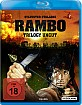 Rambo Trilogy (Teil 1-3) - Uncut (Neuauflage) Blu-ray