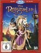 Rapunzel - Neu verföhnt 3D (Blu-ray 3D) Blu-ray