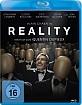 Reality (2014) Blu-ray