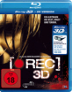[Rec] 3D - Ungeschnittene Fassung (Blu-ray 3D) Blu-ray