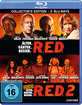 RED 1+2 - Collector's Edition (Doppelset) Blu-ray