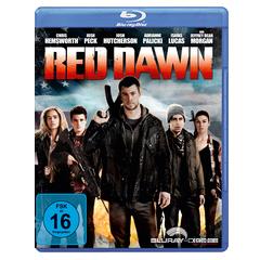 Red Dawn (2012) Blu-ray