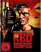 Red Scorpion (Limited Mediabook Edition) (Cover A) Blu-ray