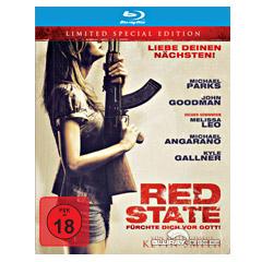 Red State - Steelbook Blu-ray