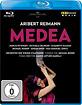 Aribert Reimann - Medea Blu-ray