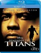 Remember the Titans (Blu-ray + DVD) (CA Import ohne dt. Ton) Blu-ray