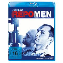 Repo Men Blu-ray