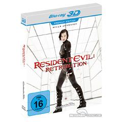 Resident Evil 5: Retribution 3D - Premium Edition (Blu-ray 3D) Blu-ray