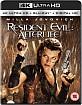 Resident Evil: Afterlife 4K (4K UHD + Blu-ray + UV Copy) (UK Import ohne dt. Ton) Blu-ray