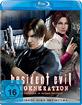 Resident Evil: Degeneration Blu-ray