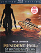 Resident Evil: Extinction - Star ... Blu-ray