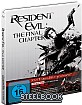 Resident Evil: The Final Chapter (Limited Steelbook Edition) Blu-ray