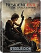Resident Evil: The Final Chapter - Steelbook (Blu-ray + UV Copy) (UK Import ohne dt. Ton) Blu-ray