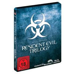 Resident Evil - Trilogie (Steelbook) Blu-ray