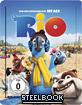 Rio (2011) 3D - Lenticular Steelbook Edition (Blu-ray 3D + Blu-ray) Blu-ray