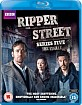 Ripper Street: Series Five (UK Import ohne dt. Ton) Blu-ray