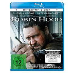 Robin Hood (2010) - Director's Cut Blu-ray