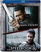 Robin Hood / Il Gladiatore (Double Feature) - Steelbook (IT Import) Blu-ray