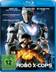 Robo X-Cops Blu-ray