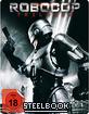 Robocop Trilogie - Uncut (Limited Edition Steelbook) Blu-ray