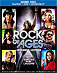 Rock of Ages - Extended Cut (Blu-ray + DVD + UV Copy) (US Import ohne dt. Ton) Blu-ray