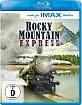 Rocky Mountain Express Blu-ray