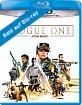 Rogue One: A Star Wars Story 3D (Blu-ray 3D + Blu-ray + Bonus Blu-ray + DVD + UV Copy) (US Import ohne dt. Ton) Blu-ray