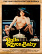 Rolls Royce Baby (The Blu Sexploitation Series) Blu-ray